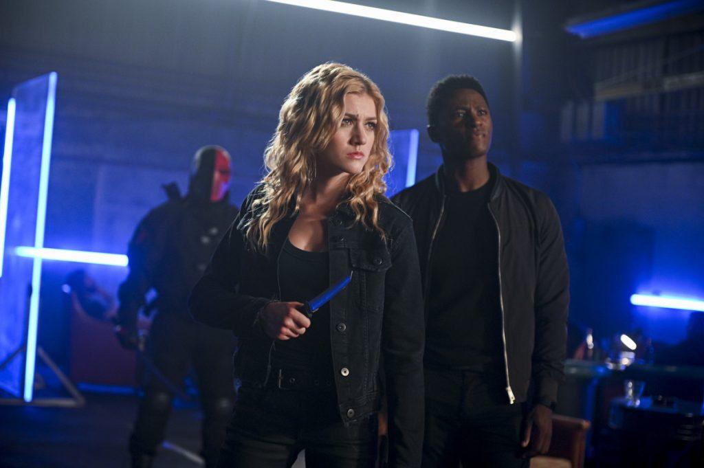 Arrow | Promos do episódio Welcome To Hong Kong S08E02 | Mia e Conor