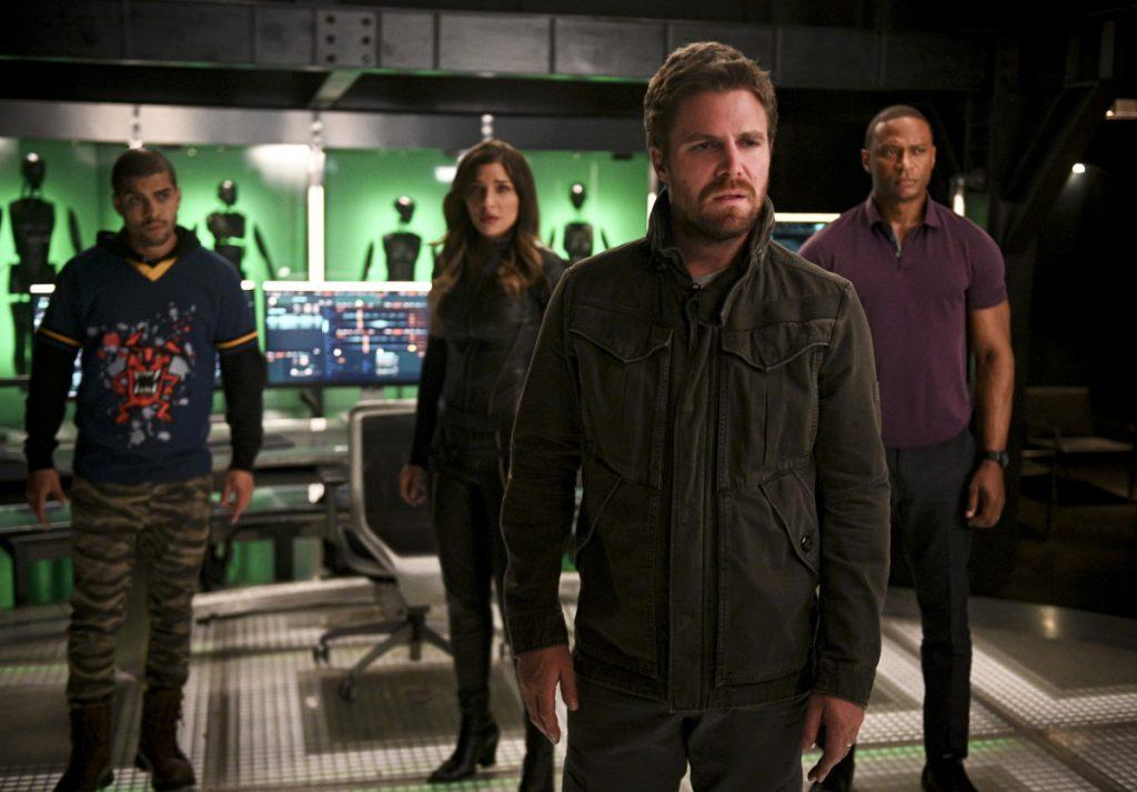 Arrow | Promos S08E04 Present Tense