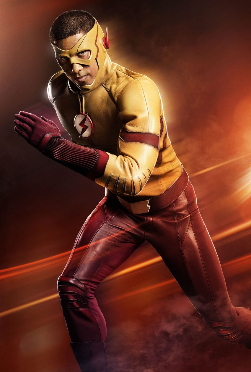The Flash | O Kid Flash, Keiynan Lonsdale, deve retornar na segunda parte da sexta temporada