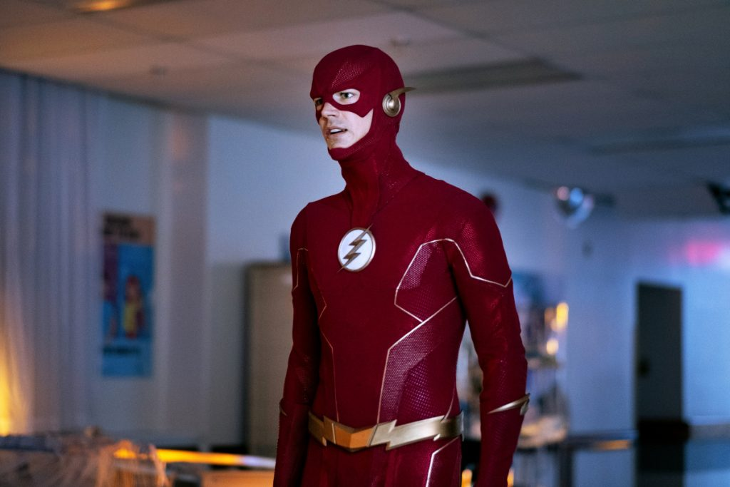 The Flash | Promos S06E04 There Will Be Blood | Nevasca e cisco | Barry Allen