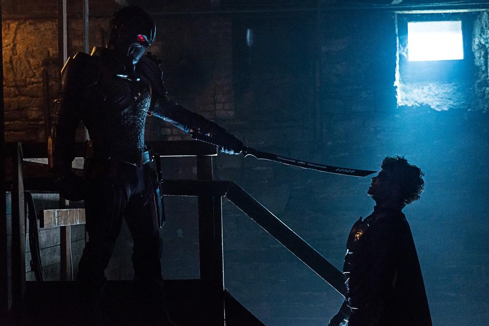Titans | Promos do episódio Deathstroke S02E05
