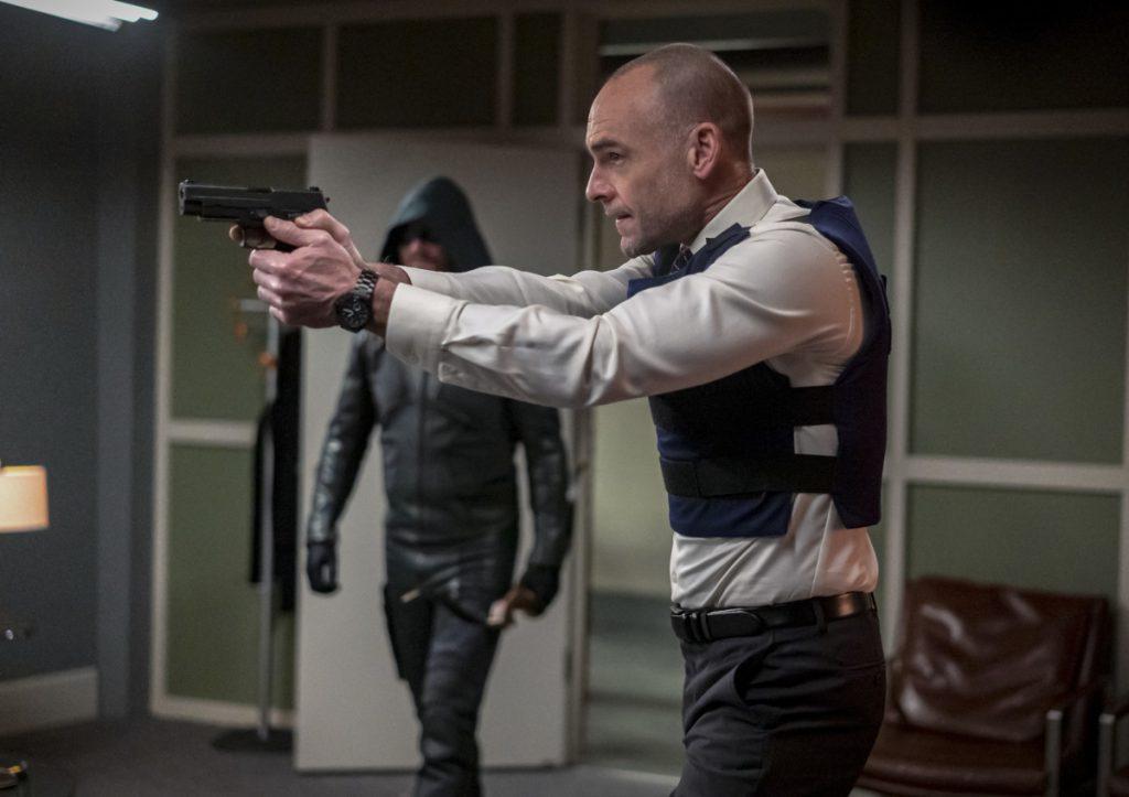 Arrow | Promos S08E06 Reset