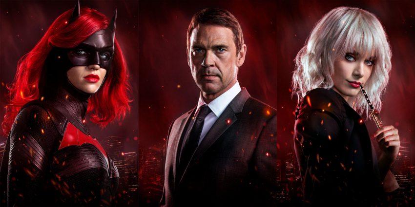 Batwoman   Novos fotos retrato do elenco