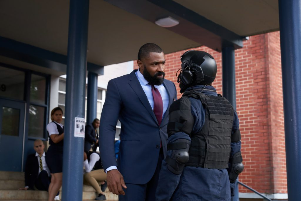 Black Lightning | S03E05 The Book of Occupation: Chapter Five