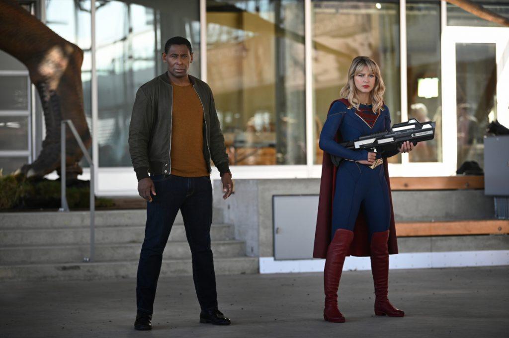 Supergirl | Promos da Midseason finale S05E08 The Wrath of Rama Khan!