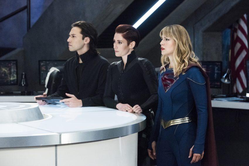 Supergirl   Promos S05E05 Dangerous Liaisons