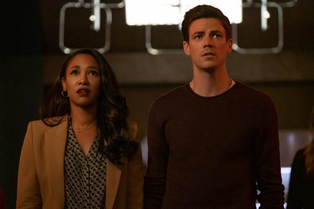 The Flash   Promos S06E08 The Last Temptation of Barry Allen, Part 2