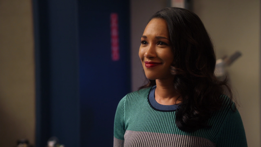The Flash | Showrunner revela que Iris tem papel importante em mistério da 6ª temporada