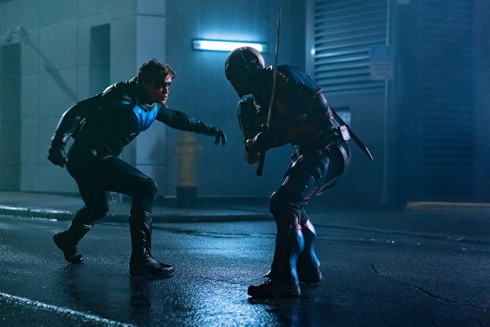 Titans | Promos do season finale da temporada S02E13 Nightwing