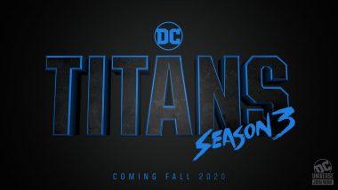 Titans | Série foi oficialmente renovada para sua 3ª temporada