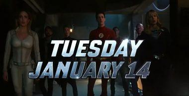 Crise nas Infinitas Terras | Promo dos próximo episódio: Arrow e Legends