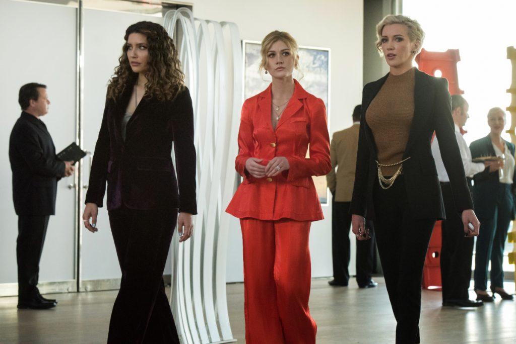 Arrow | Promo do episódio S08E09 Green Arrow & The Canaries | Mia