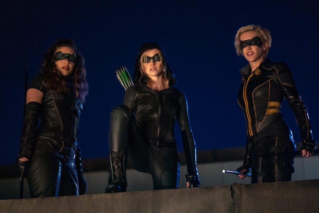 Arrow | Promo do episódio S08E09 Green Arrow & The Canaries