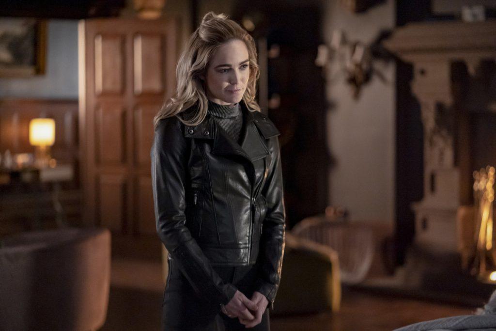 Arrow | Promo do último episódio de arrow S08E10 Fadeout | sara
