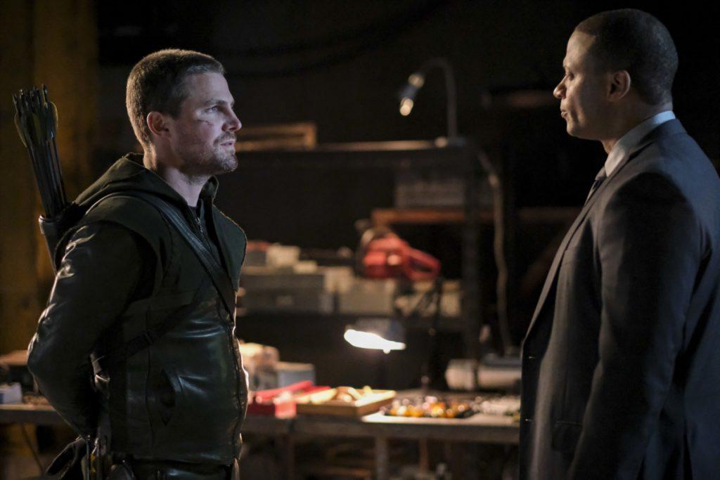 Diggle e Oliver