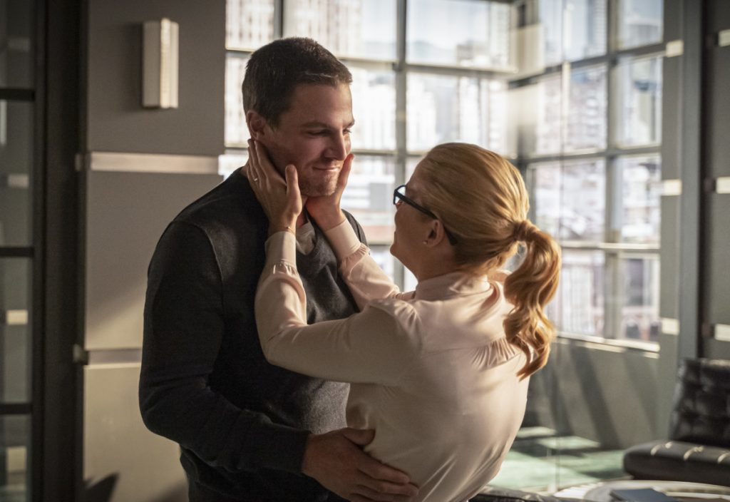Oliver e Felicity | Fadeout