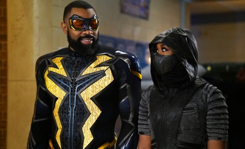 Black Lightning   Promos S03E10 The Book of Markovia: Chapter One