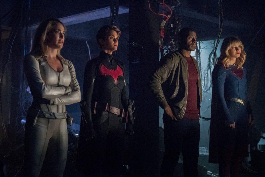 Crise nas Infinitas Terras | Promos do episódio de Arrow S08E09 Part 4
