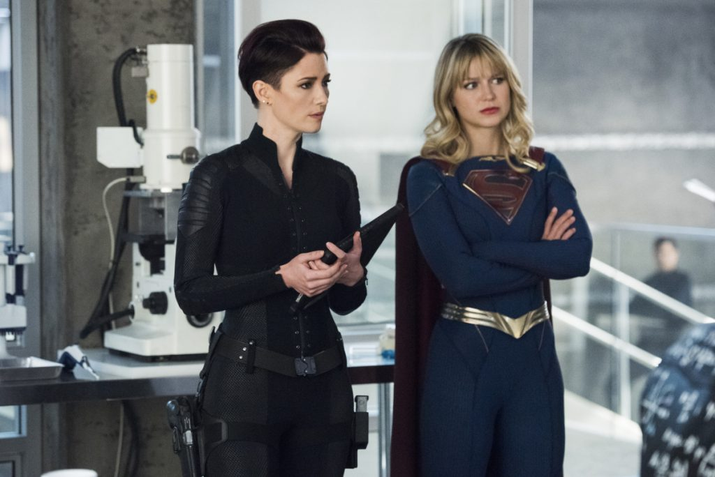 Supergirl | S05E10 The Bottle Episode