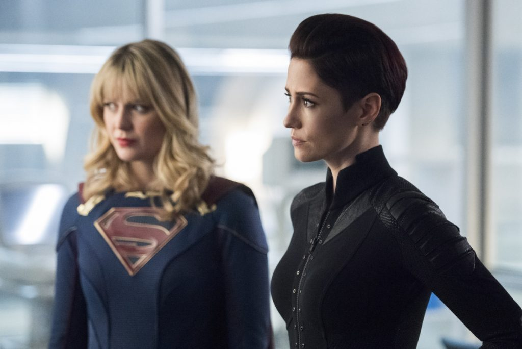 Supergirl | S05E10 The Bottle Episode | Kara e Alex