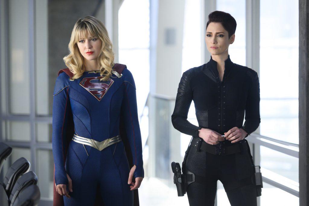 Supergirl | S05E10 The Bottle Episode | Kara e Alex