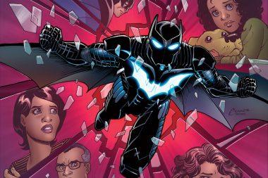 Batwoman | Camrus Johnson gostaria de interpretar Batwing