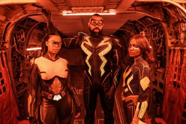Black Lightning | Promos do episódio S03E13 The Book of Markovia: Chapter Four | Descrição