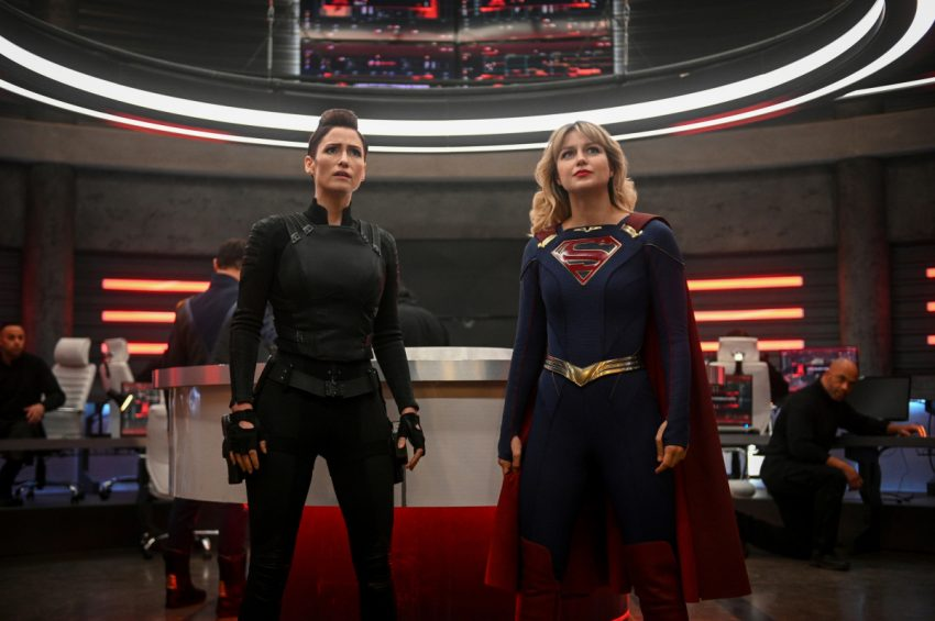Supergirl | Promos do episódio S05E12 Back From The Future – Part Two