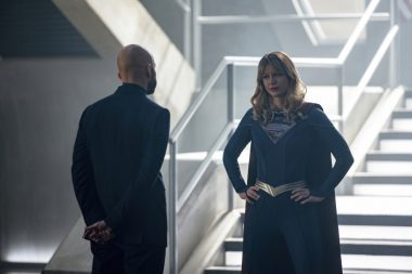 Supergirl | S05E14 The Bodyguard
