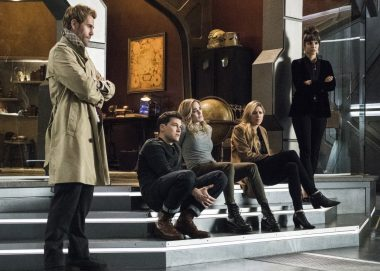Legends of Tomorrow | Promos do episódio S05E10 The Great British Fake Off