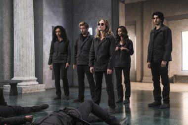 DC's Legends Of Tomorrow   Promos do Season Finale S05E15 Swan Thong