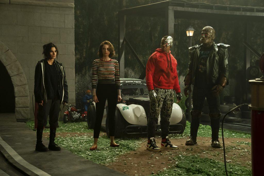 Promos da premiere S02E01 Fun size patrol
