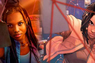 Naomi | Primeira Imagem de Kaci Walfall como Naomi