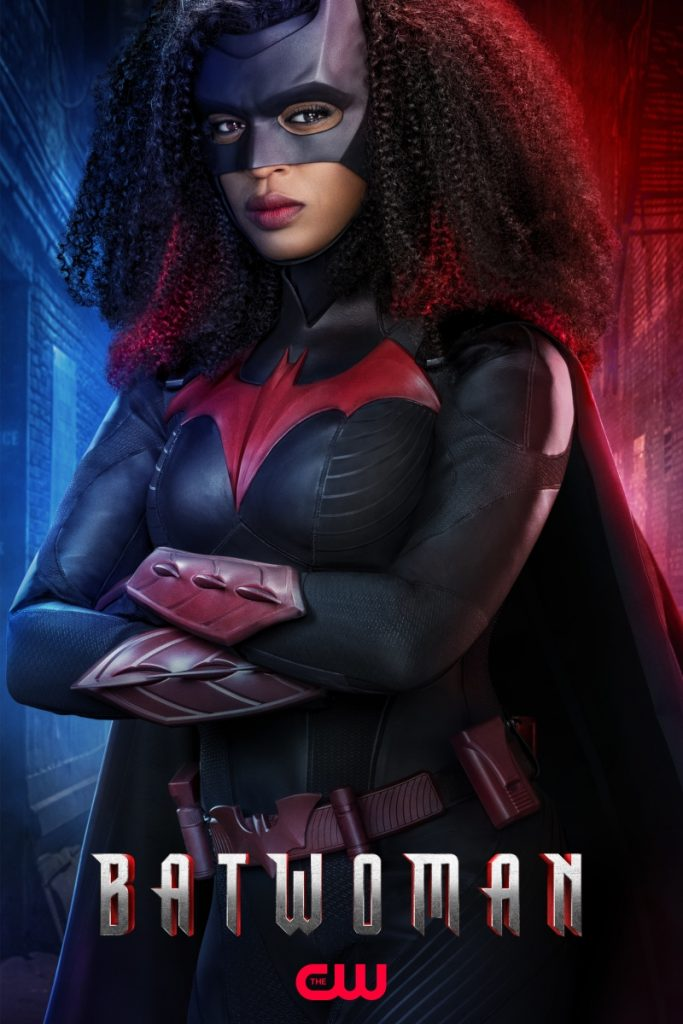 Batwoman   CW lança pôsteres dos personagens da segunda temporada