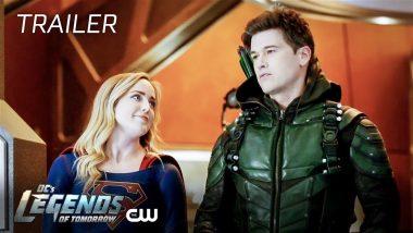Legends of Tomorrow | CW lança trailer para a volta da segunda parte da 4º temporada