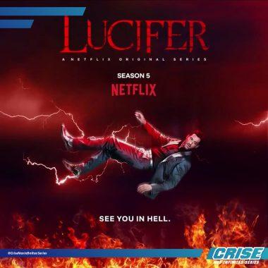 Lucifer | Série foi renovada para sua 5ª e última temporada