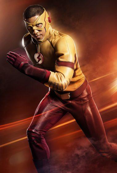 The Flash   O Kid Flash, Keiynan Lonsdale, deve retornar na segunda parte da sexta temporada