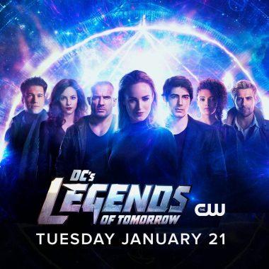 Legends of Tomorrow   Divulgado data de estreia da série