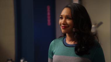 The Flash   Showrunner revela que Iris tem papel importante em mistério da 6ª temporada