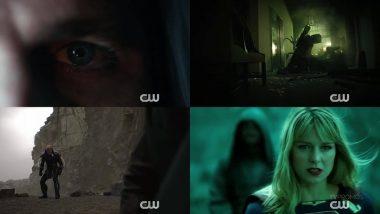 Crise nas Infinitas Terras | Novo trailer mostra Oliver Queen