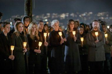 Novas fotos do último episódio de arrow