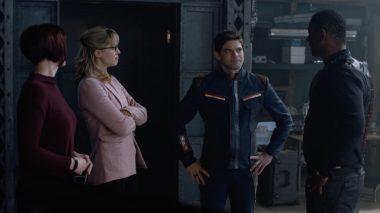 Supergirl   Winn retorna nas Promos do episódio S05E11 Back From The Future – Part One