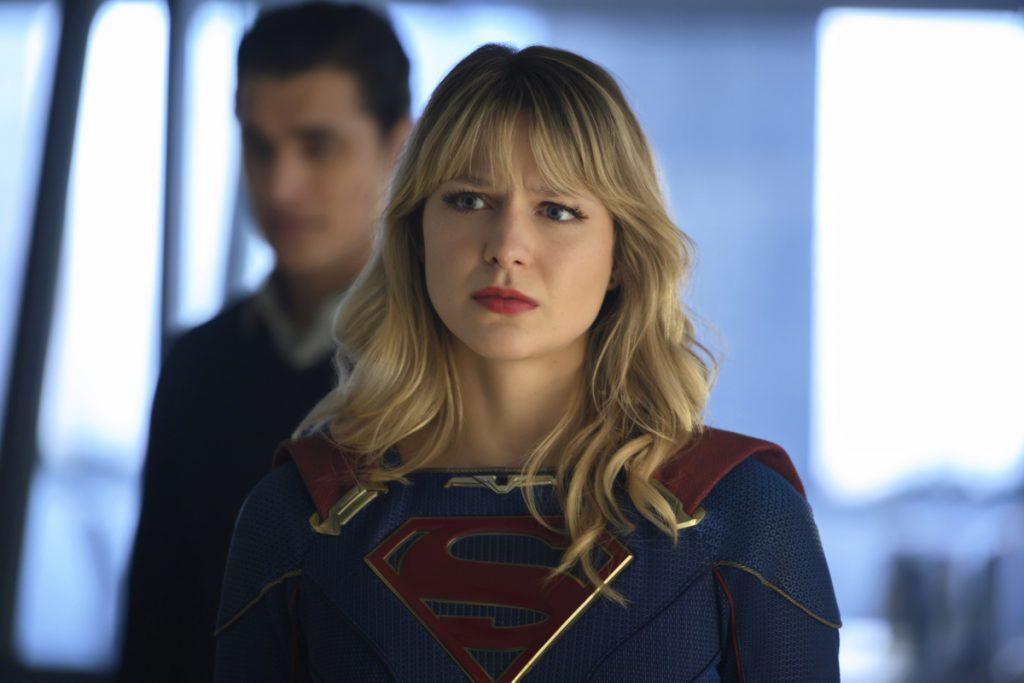 Supergirl   S05E14 The Bodyguard