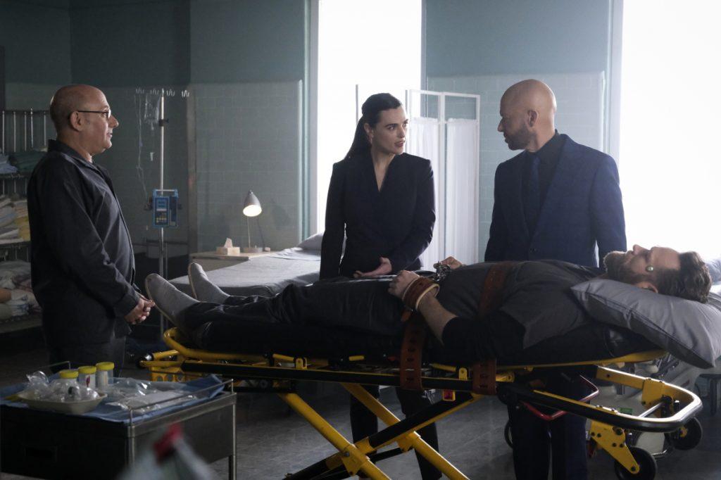 Promos do episódio S05E18 The Missing Link