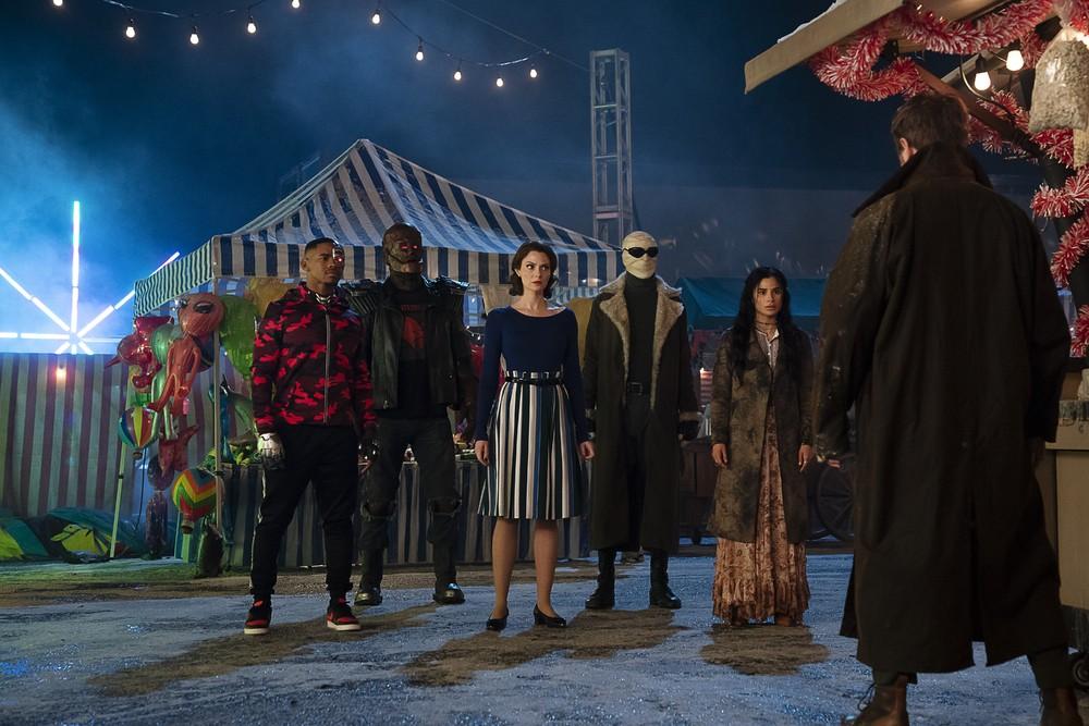 Doom Patrol   Promos da season finale S02E09 Wax Patrol